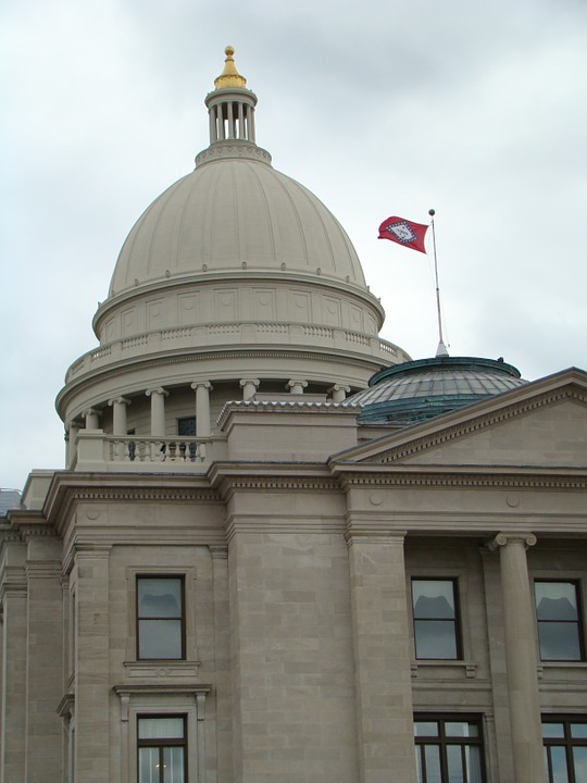 Capitol Building Arkansas
