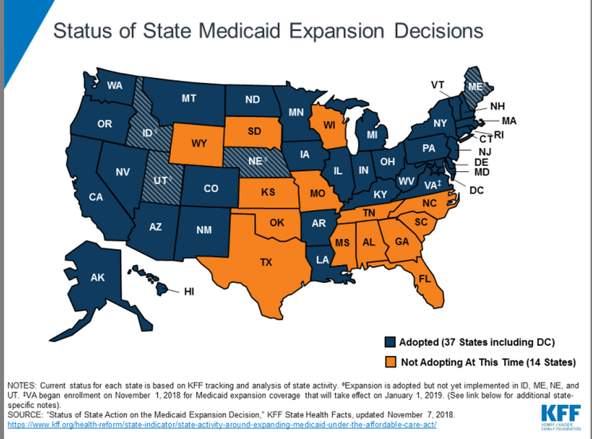 Medicaid-Expansion-Map
